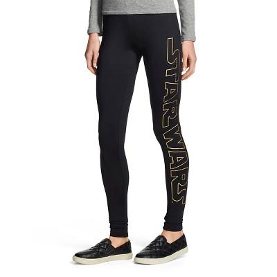Women's Star Wars Leggings Black M
