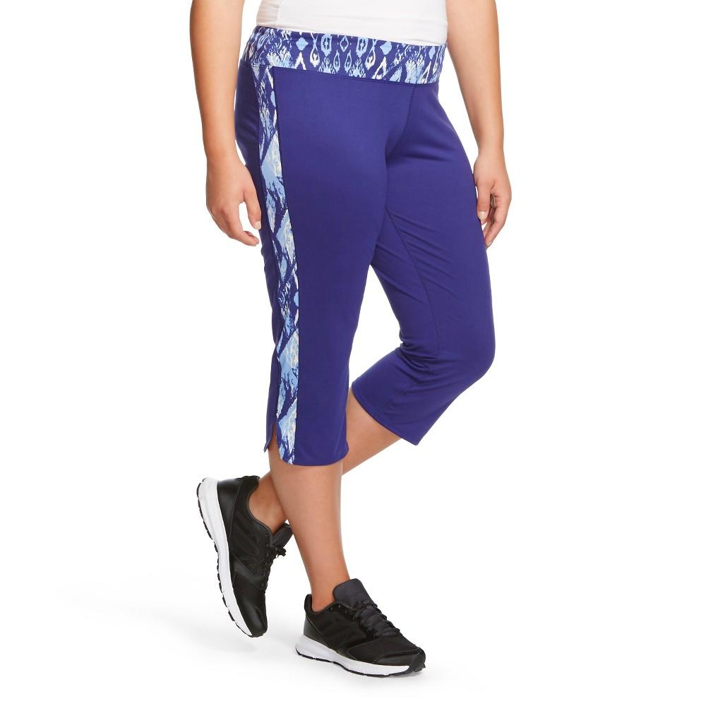 Women's Plus Size Brielle Capri Daydream - Tulah, Indigo