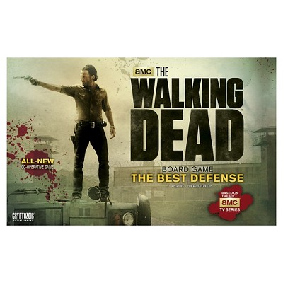 The Walking Dead The Best Defense Board Game