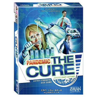Pandemic The Cure Cooperative Game