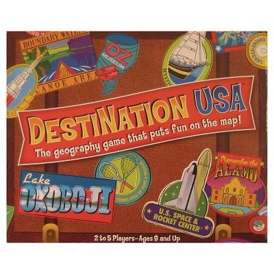MindWare Destination USA Geography Game
