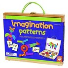 Imagination Patterns Activity Set with Wood Carrying Case