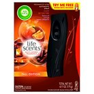 Airwick Autospray Life Scents Cozy by the Fire Kit 6.17oz
