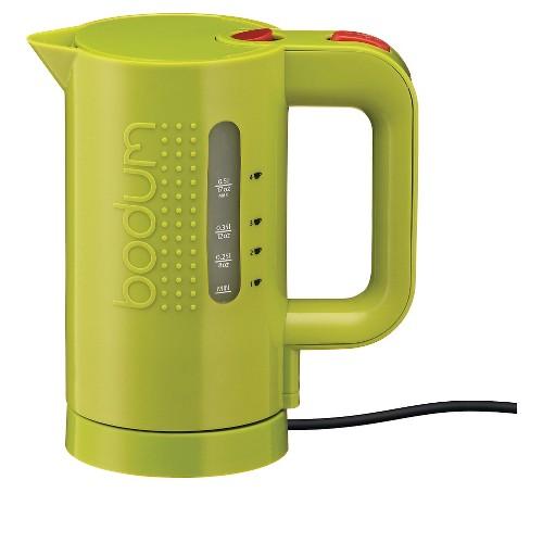bodum bistro electric water kettle. Black Bedroom Furniture Sets. Home Design Ideas