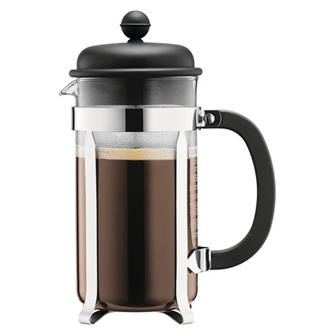 French Press Coffee Maker At Target : Bodum Caffettiera French Press Coffee Maker, 8 c... : Target