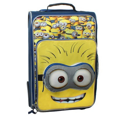 Kids Despicable Me Minions Luggage - Blue/Yellow