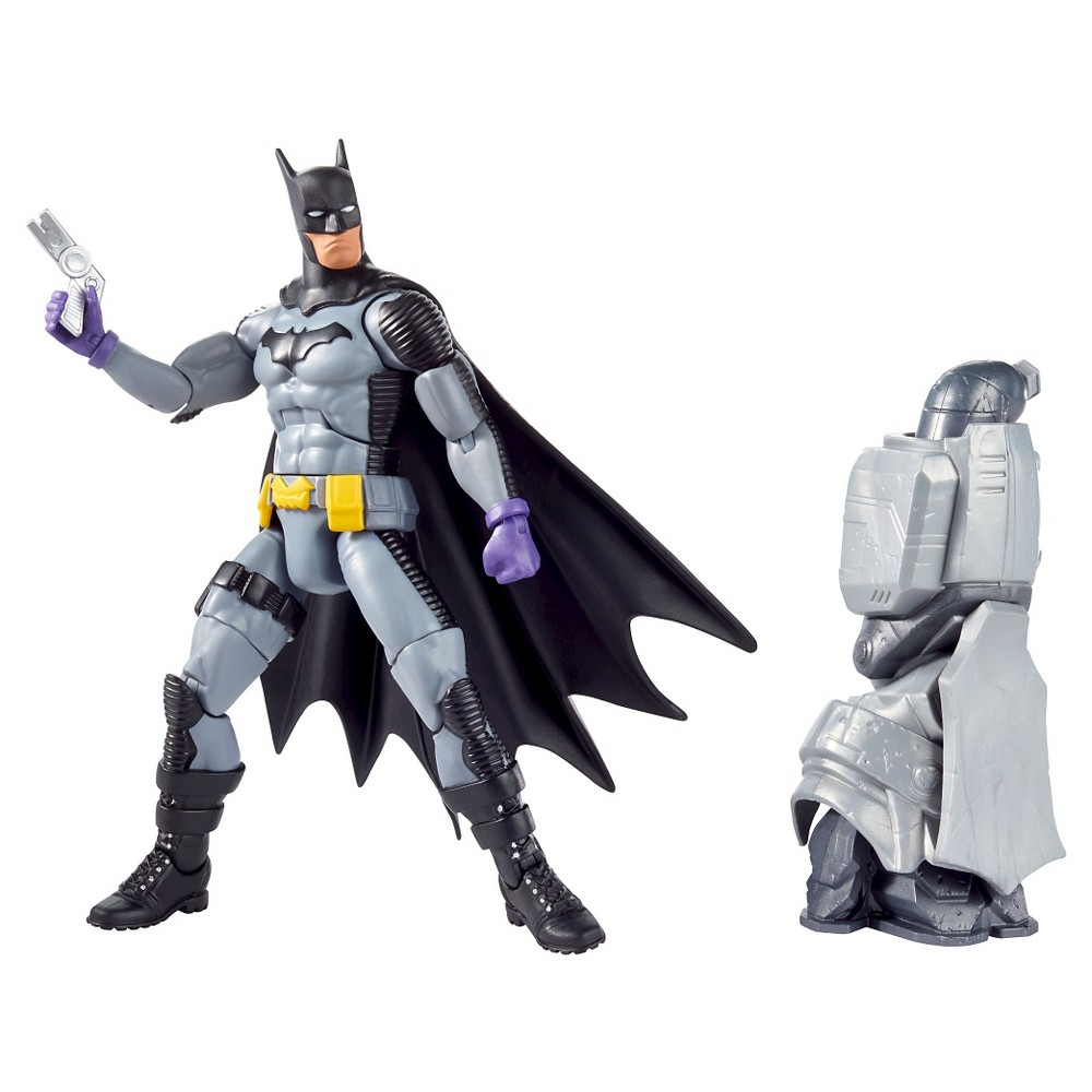 DC Comics Multiverse Batman: Zero Year Batman Figure