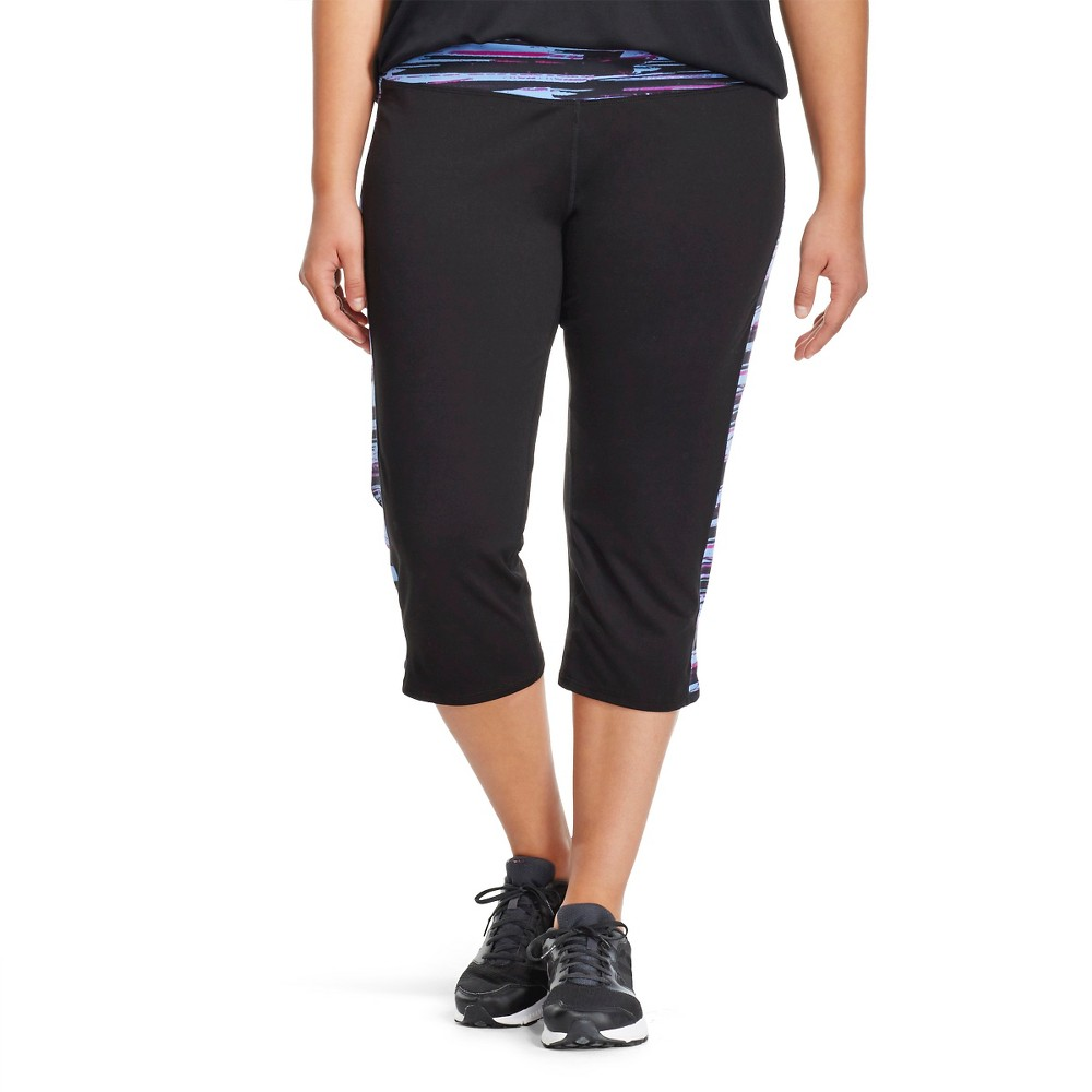 Women's Plus Size Brielle Capri - Tulah by Soybu
