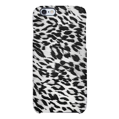 iPhone 6/6S Case - Uncommon - Black/White WildCat (C2002-K)