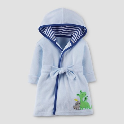 Just One You™ Made By Carter's® Newborn Boys' Dragon Bath Apron - Blue