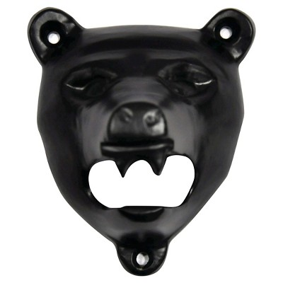 Threshold Wall Mount Bear Bottle Opener