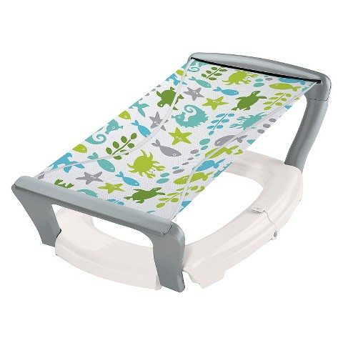 baby 39 s journey bath hammock sea creatures target. Black Bedroom Furniture Sets. Home Design Ideas