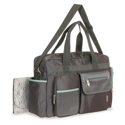 Graco Diaper Bag Brown