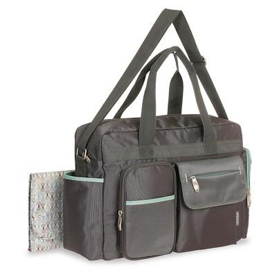 Graco Diaper Bag Brown