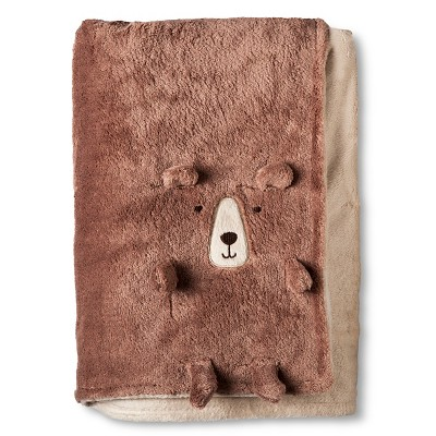 Circo™ Character Baby Blanket - Holiday Bear