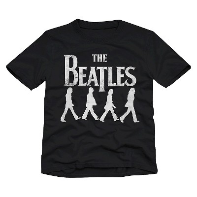 Toddler Boys'  Beatles T- Shirt - Black 12M