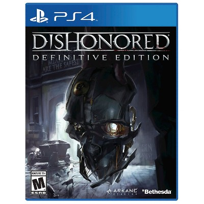 Dishonored: Definitive Edition (PlayStation 4)