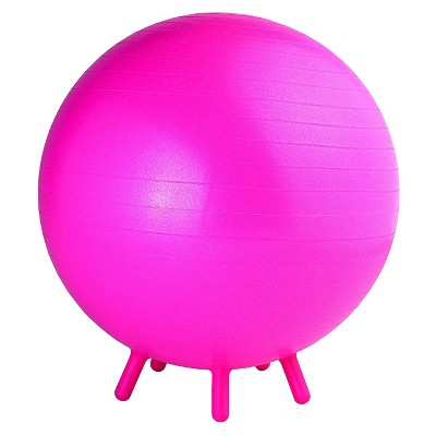 Gaiam Kids Stay-N-Play-Ball - Pink