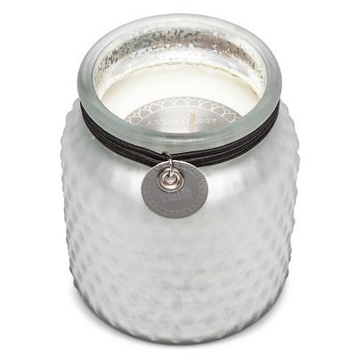 White Fir & Balsam Bubble Candle