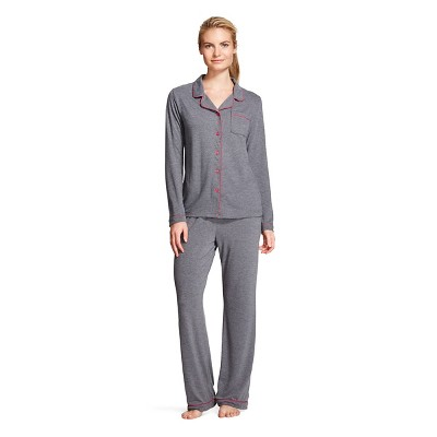 Women's Pajama Sets Gray XXL - Gilligan & O'Malley®