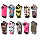 Modern Heritage™ Women's Fashion Socks 10-Pack - Gray One Size