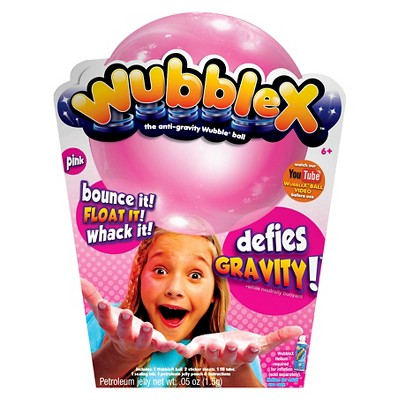Wubble X Floating Bubble Ball Pink