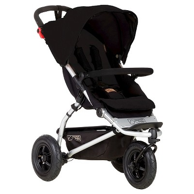 Mountain Buggy Swift Compact Stroller - Black