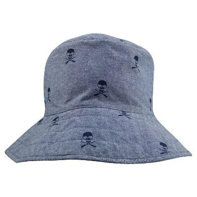 Boys' Chambray Bucket Hat Blue OSFM - Cherokee®