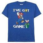 Boys' Super Mario Bros. Graphic T-Shirt