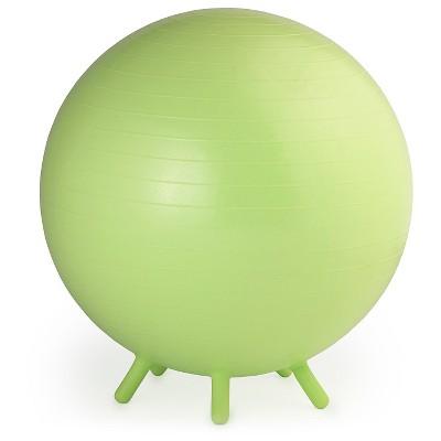 Gaiam Kids Stay-N-Play-Ball - Lime