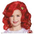 Strawberry Shortcake Girls' Deluxe Wig