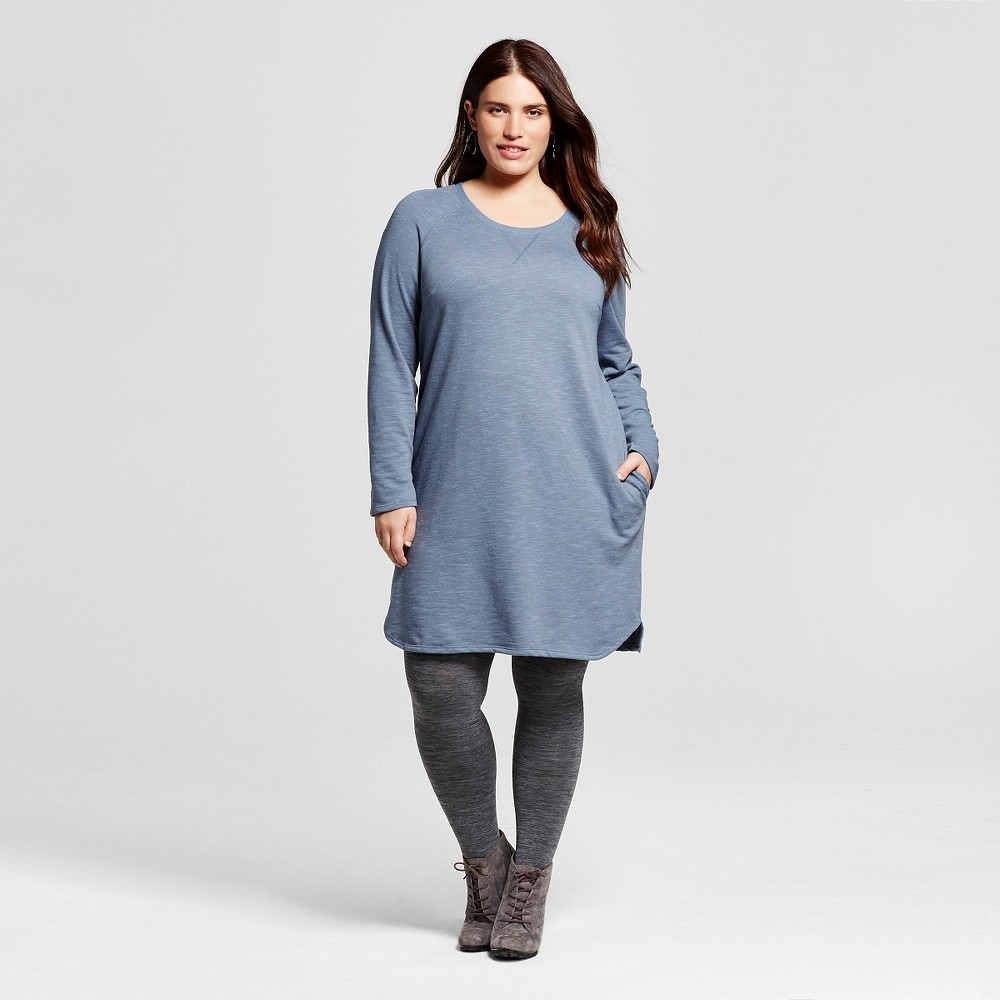 Plus Size Women's Plus Leisure Dress - Merona