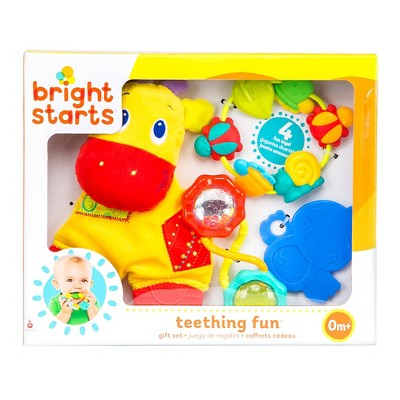 Bright Starts™ Teething Fun Gift Set