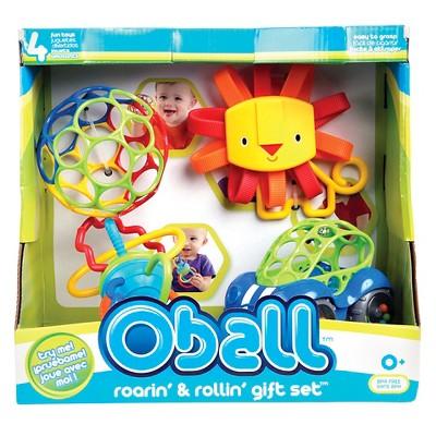 Oball Roarin' & Rollin' Gift Set