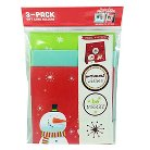 3 Pk Gift Card Holder Bags