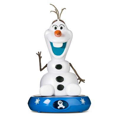 Disney® Frozen Olaf Figural Night Light