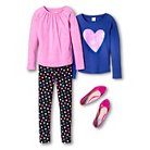Girls' Back to School Collection