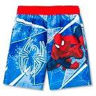 Spiderman Toddler Boys'  Swim Trunk - Blue