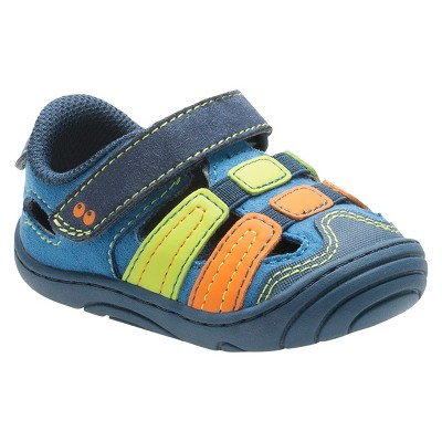 Infant Boys' Surprize by Stride Rite Ace Fisherman Sandals - Navy 4