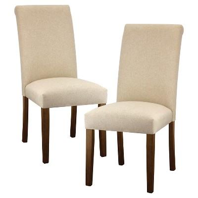 Avington Felted Devon Dining Chair - Desert (Set of 2)