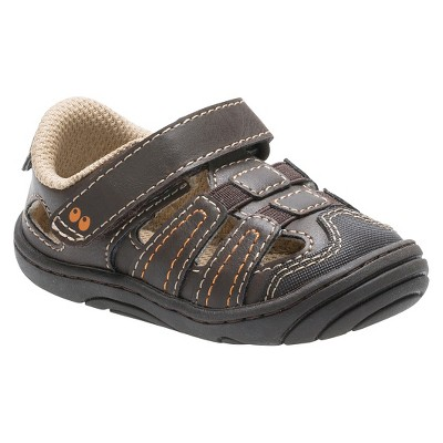 Infant Boys' Surprize by Stride Rite Ace Fisherman Sandals - Brown 3