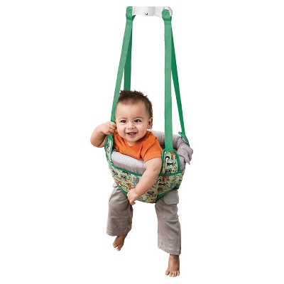 Evenflo Exersaucer Doorway Jumper - Campfire Cubs