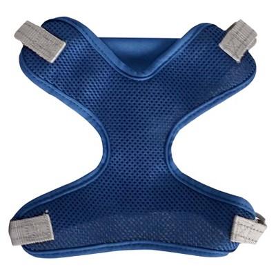 Mesh Pet Harness Cruise Blue S - Boots & Barkley™
