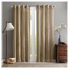 Liv Fuzzy Sheer Curtain Panel