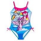 Girls' My Little Pony 1-Piece Swimsuit