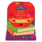 GHIRARDELLI  3.72OZ. Teacher Apple Gift