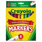 Markers Multi-colored Crayola