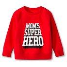 Boys' Sweatshirts Red Pop 7 - Circo™