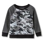 Boys' Sweatshirts Heather Grey/Green/Navy 7 - Circo™