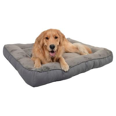 Mattress Pet Bed Radiant Gray L - Boots & Barkley™